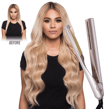 Load image into Gallery viewer, 2 in 1 Curl Straight Hair Iron