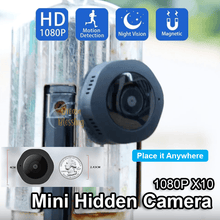 Load image into Gallery viewer, Mini Sport HD Wireless Camera
