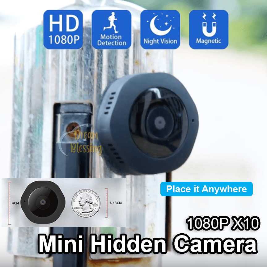 Mini Sport HD Wireless Camera