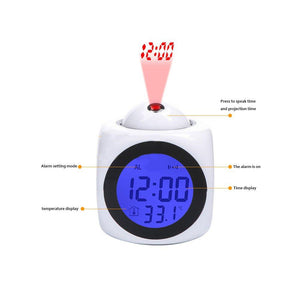Digital Projection Alarm