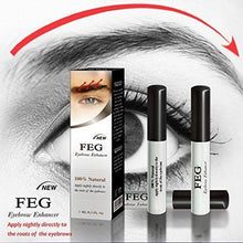 Load image into Gallery viewer, Natural Eyebrow Enhancer Serum