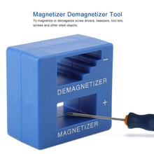 Load image into Gallery viewer, Magnetizer and Demagnetizer Tool