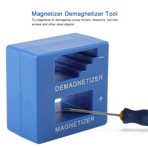 Magnetizer and Demagnetizer Tool