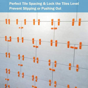 Tile Levelling Spacer Kit (100sets)