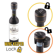 Load image into Gallery viewer, Wine Keeper Lock