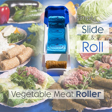 Load image into Gallery viewer, Vegetable Meat Roller