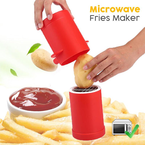 Microwave Fries Maker