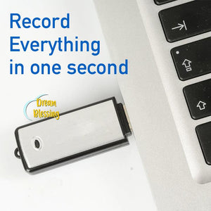 Usb Flash Drive Voice Recorder