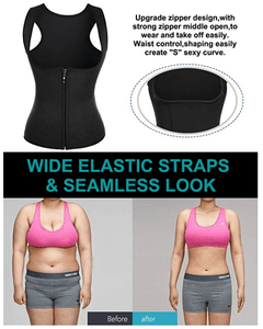 Adjustable Shoulder Strap Waist Shaper
