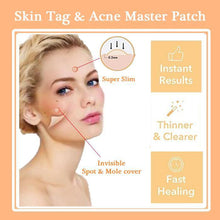 Load image into Gallery viewer, Acne Pimple Skin Tag Master Patch (36pcs)