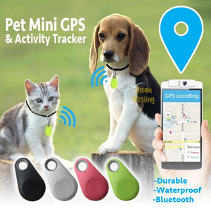Pet Anti-Lost GPS Tracker