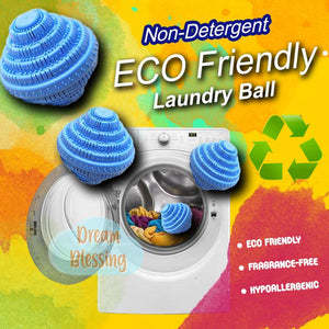 ECO Friendly Laundry Ball