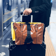 Load image into Gallery viewer, Travelmate Luggage Strap Storage Bag
