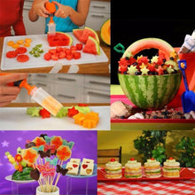 Load image into Gallery viewer, Cut & Pop Fruit shape Cutter