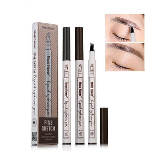 Microblading Fork Tip Eyebrow Tattoo Pen