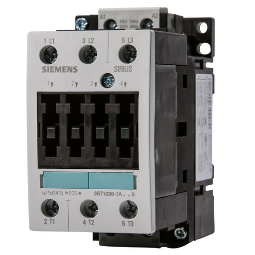 SIEMENS Contactor 3RT1036-1AK60 - Northeast Parts