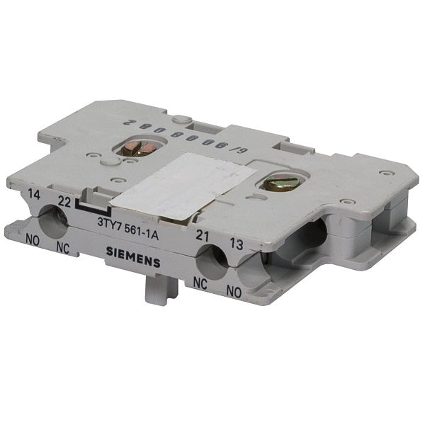 SIEMENS Auxiliary Switch 3TY7561-1AA00 - Northeast Parts
