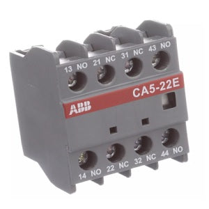 ABB Auxiliary Contact CA5-22E - Northeast Parts