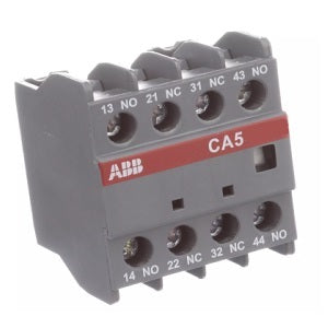 ABB Auxiliary Contact CA5-31E - Northeast Parts