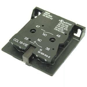 ABB Auxiliary Contact CCL16-11E - Northeast Parts