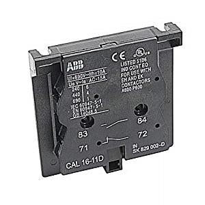 ABB Auxiliary Contact CAL16-11D - Northeast Parts