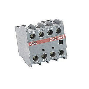 ABB Auxiliary Contact CA5-04E - Northeast Parts