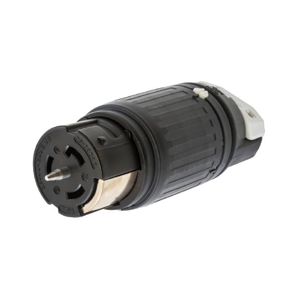 HUBBELL Twist Lock Connector Plug CS-8364C - Northeast Parts