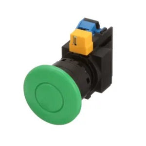 Idec Pushbutton Switch HW1B-M4F10-G - Northeast Parts