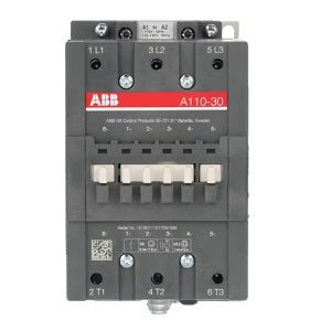 ABB Contactor A110-30-11-84 - Northeast Parts