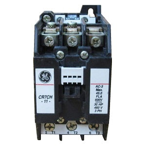 ge contactor wiring 460v 3 phase general electric contactor cr7chh     northeast parts  general electric contactor cr7chh