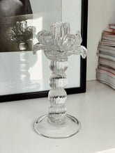 Afbeelding in Gallery-weergave laden, glass candle holder