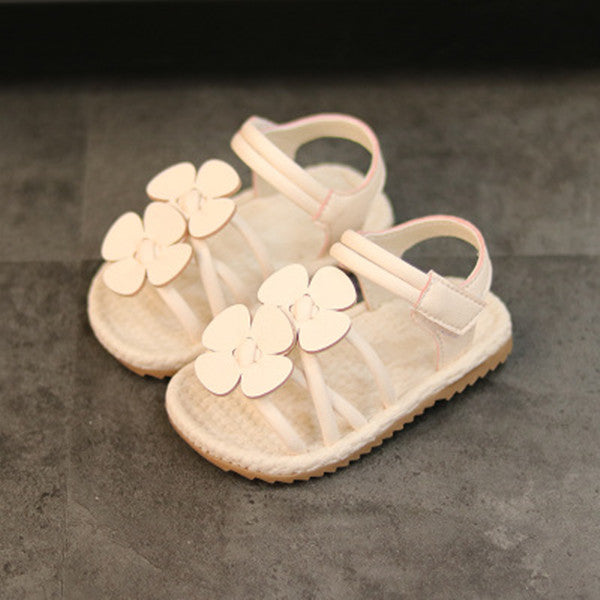PU Leather Baby Girls Shoes
