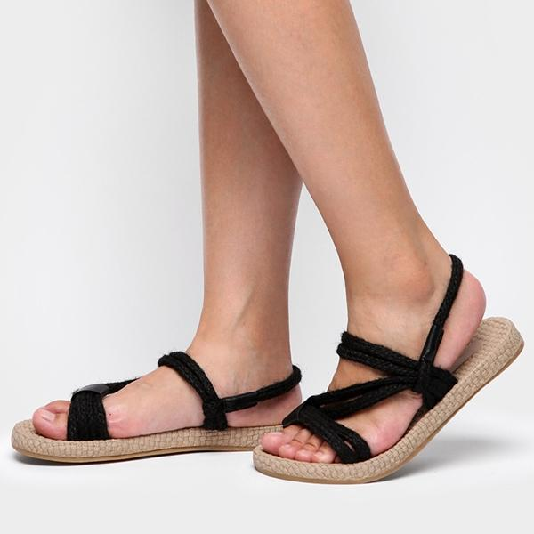 Casual Flat Slip-On Beach Sandals