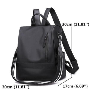 Nylon Travel Backpack Multi-function Shoulder Bag