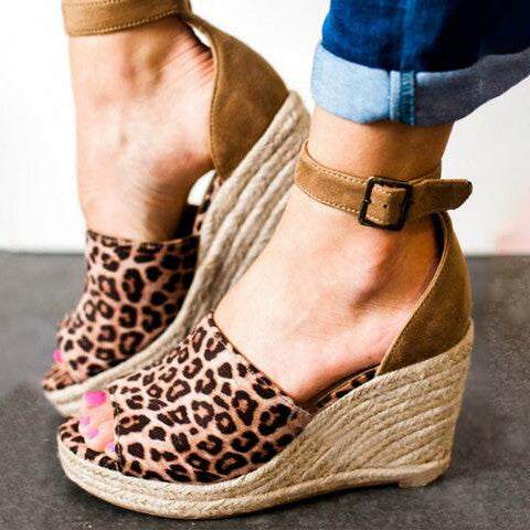 aa844c0eec7 Women Espadrilles Daily Nubuck Sandals Creepers Wedges
