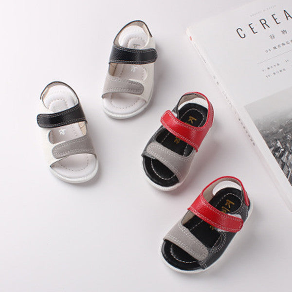 Baby's Sandals Fashion Camouflage Design Antiskid Breathable Shoes