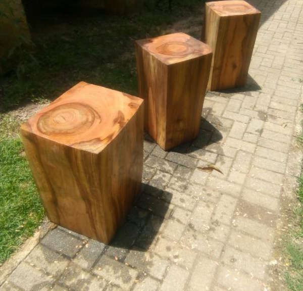 Tree Log Tables.