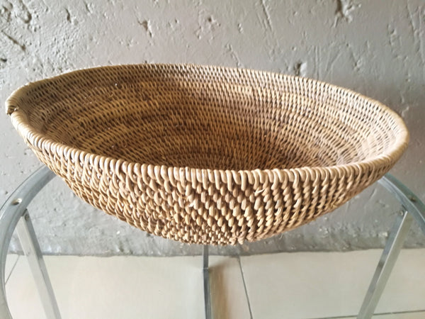 Buhera Bowl 40cm and 20cm deep.