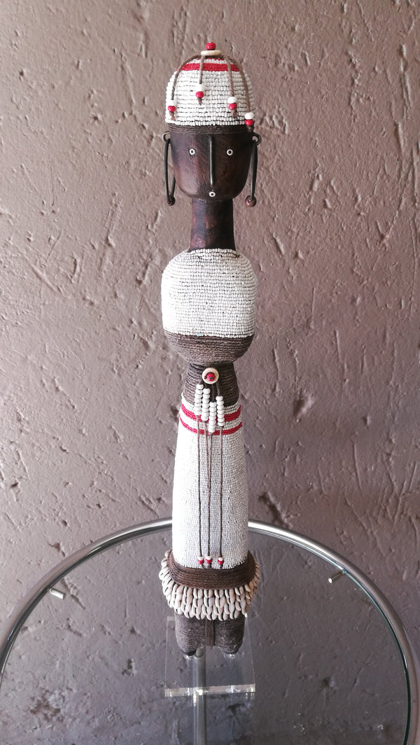 Namji Dolls Collection from Cameroon 60cm.