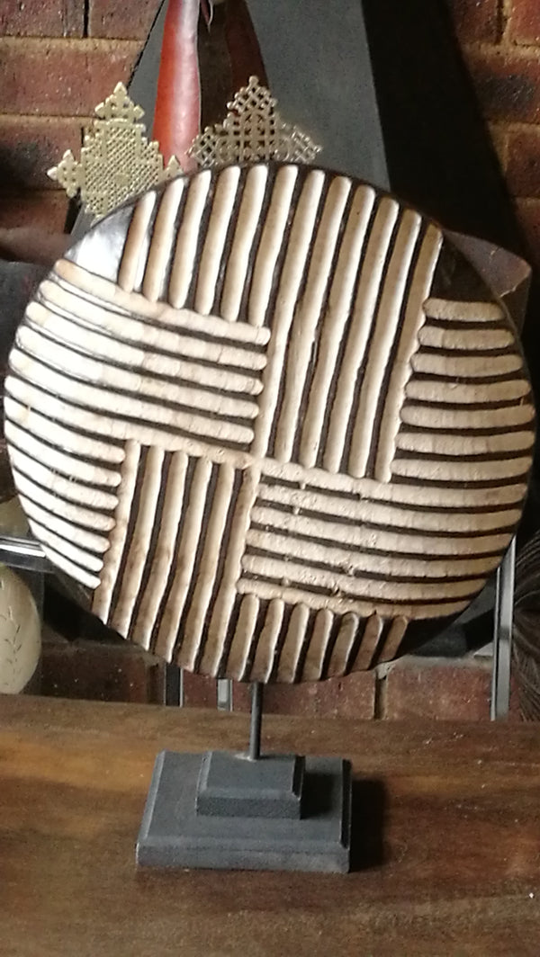 Vintage Bamileke Shield.