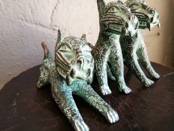 Bronze Leopard(Small)