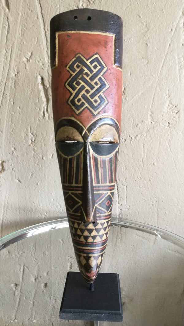 Kuba Tribal Mask.