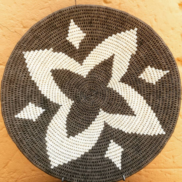 Tightly Woven Baskets from Masvingo,Zimbabwe.