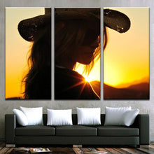 Load image into Gallery viewer, Customized Canvas Prints Canvas - Custom 3 Piece Canvas Wall Art