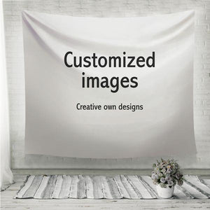 Customized Printing Tapestry
