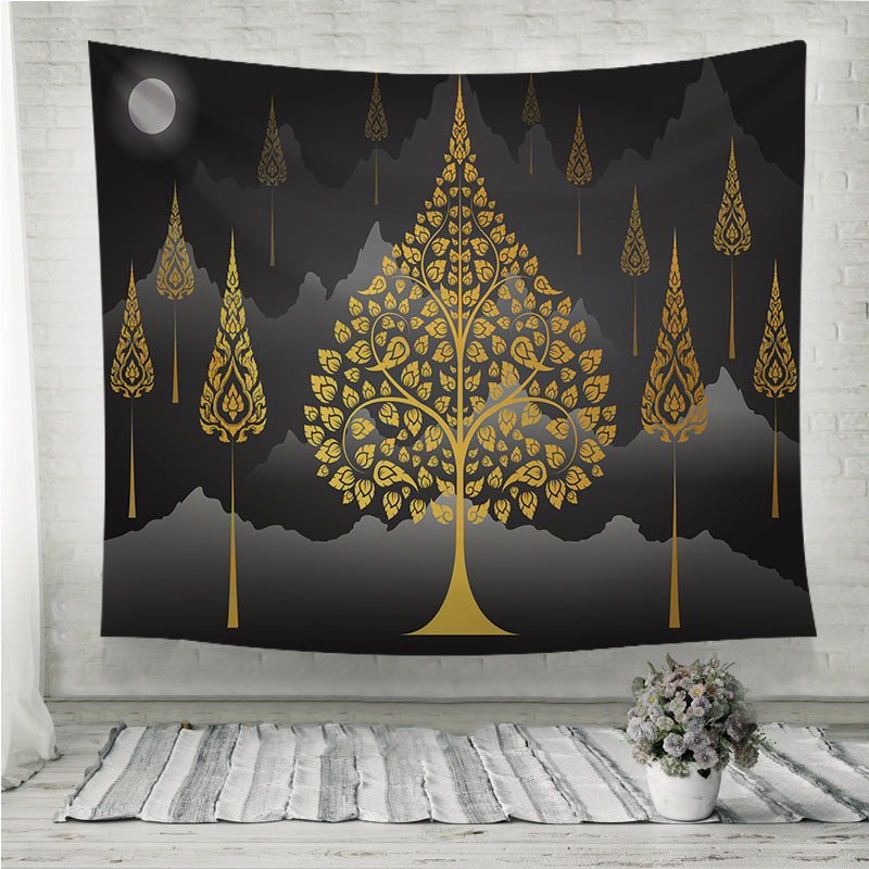 Bodhi Tree thai Wall Tapestry
