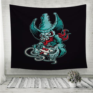 Gamer Wall Tapestry