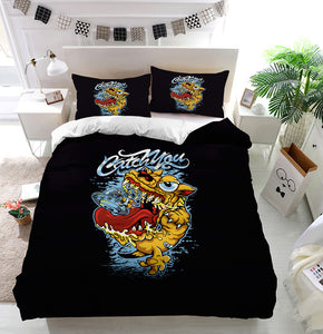 Catch Duvet Cover Bedding Set