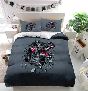Sound Duvet Cover Bedding Set