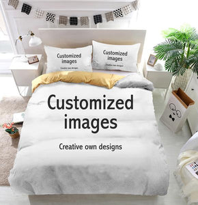 Customized Duvet Cover Bedding Set